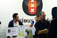 spannabis 2015 Barcelona serious seeds wywiad