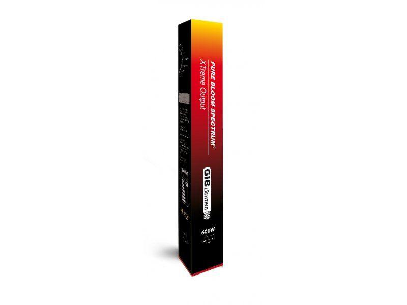 lampa zarowka Hps 600w Gib pure bloom spectrum xtreme.4106