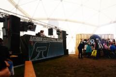 Cannafest Praga 2015 roll strefa rollowania I muzyki
