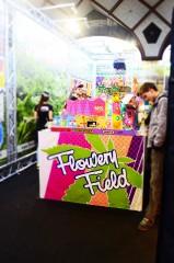 Cannafest Praga 2015 flowery field 1