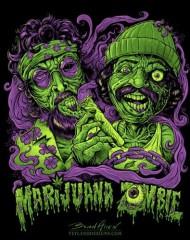 Cheech & Chong  zombie.