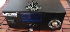 Inhalacja marihuaną - vaporizer