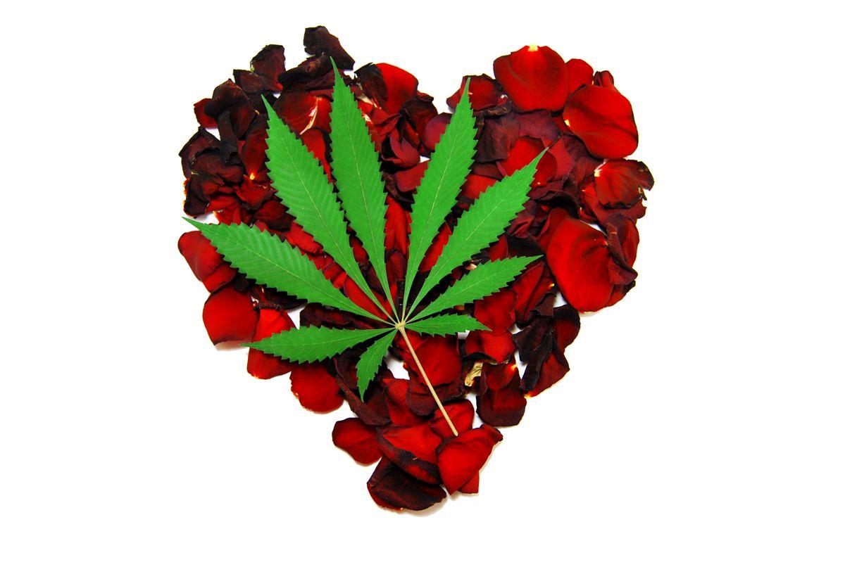 Palacze marihuany randki