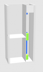 3d Bez drzwi