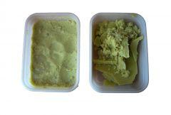 Masło Konopne z master kush herma - liście przytopowe