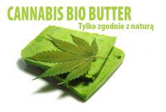 Cannabis Butter BIO   BIO Masło Konopne