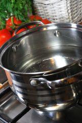 Masło Konopne z Topów Super Silver Haze.-procesy gotowania masła konopnego