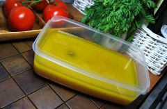 Masło Konopne z Topów Super Silver Haze.-procesy studzenia masła konopnego