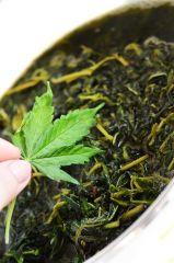 cannabis butter masło Z marihuany gotowanie 2