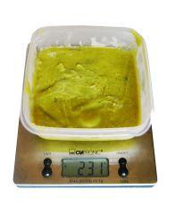 Proces gotowania masła konopnego- Hashberry & Speedqueen -  finalny produkt
