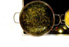 Proces gotowania masła konopnego- Hashberry & Speedqueen -  I przegotowanie 2litry wody