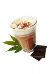 Hot Cannabis Chocolate   Goraca czekolada konopna Vito