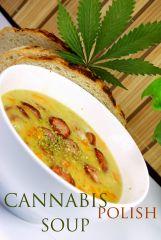 Cannabis Soup Polish Grochowka