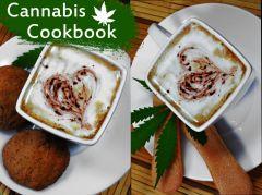 Cannabis Cookbook   Cappuccino cream Coffe