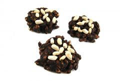 CannabisCookie - Ciasteczka czekoladowe z ryżem preparowanym