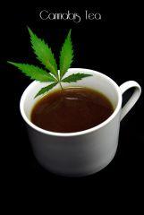 Cannabis Tea - Herbata z konopia - marijuana Tea