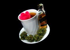 Herbata Konopna z Whisky