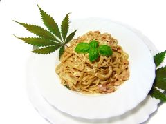 Cannabis Carbonara