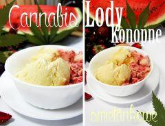 Cannabis Ice cream - Lody konopne
