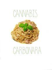 Cannabis Carbonara biel