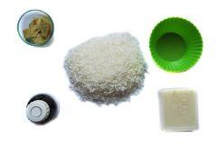 Mydło konopne łatwe i szybkie do wykonania - składniki i akcesoria