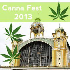 W Pradze na Canna Fest 2013