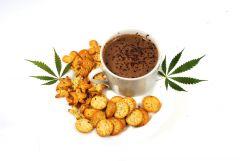 Gorąca Czekolada Konopna - Fit  - Super Silver Haze Coffe Chocolate