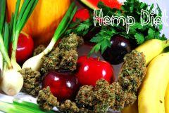 Warzywa & Owoce współgrające z Super Silver Haze - dieta konopna