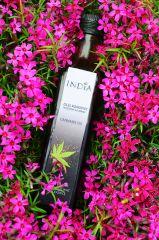 India W kwiatach A olejowanie włosów