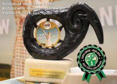 Irun   award2