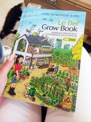 Karel book Le Bio Grow Book