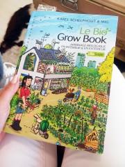 Karel book Le Bio Grow Book