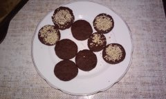 Chocolate Cookies by incognito