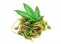 Cannabis Spaghetti