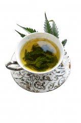 hemp tea herbata konopna