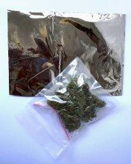 Marihuana CBD opakowanie
