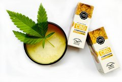 Cooking and cosmetics from hemp
